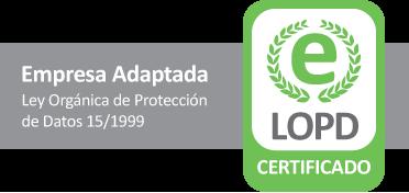 Perytas, empresa tasadora certificada en el cumplimiento de la LOPD