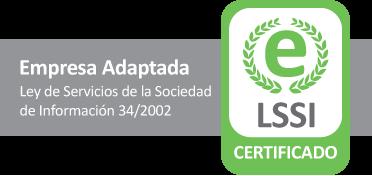 Perytas, empresa tasadora certificada en el cumplimiento de la LSSI