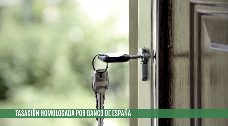 Tasaciones homologadas por Banco de España | Perytas, empresa tasadora